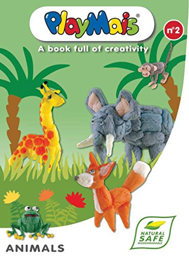 PlayMais 150521,1 - PlayMais Buch Animals