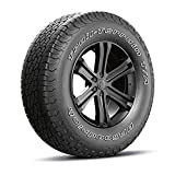 BFGoodrich Trail-Terrain T/A On and Off-Road Tire for Light Trucks, SUVs, and Crossovers, 255/70R18/XL 116H