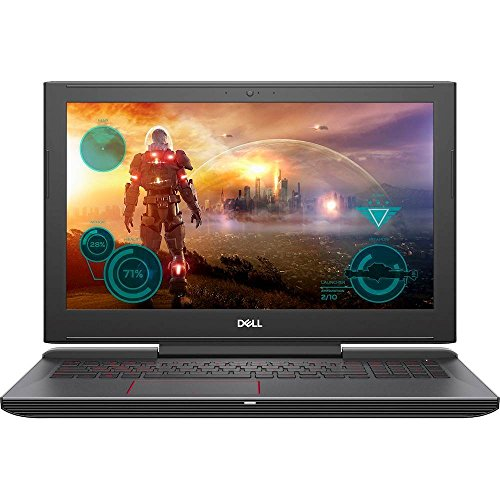 Dell Inspiron 15 7000 Series Gaming Edition 7567 15.6-Inch Full HD Screen...