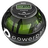 Powerball 280 Hz Autostart Collection - Appareil d'Exercice pour la Préhension et les Avant-bras, Renforce les Muscles des Avant-bras, Rééducation Douleur au Poignet, Fractures du Poignet (Autostart Pro)