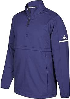 adidas Game Built Woven 1/4 Zip Jacket