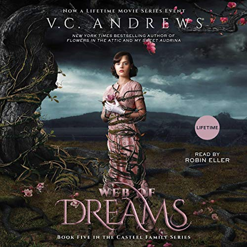 Web of Dreams audiobook cover art