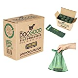 Bolsas biodegradables para heces de perro, Dog Doo Good en un rollo...