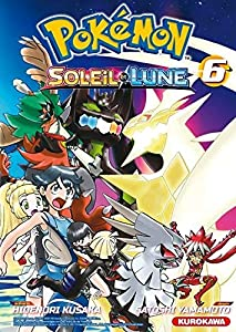 Pokémon Soleil et Lune Edition simple Tome 6