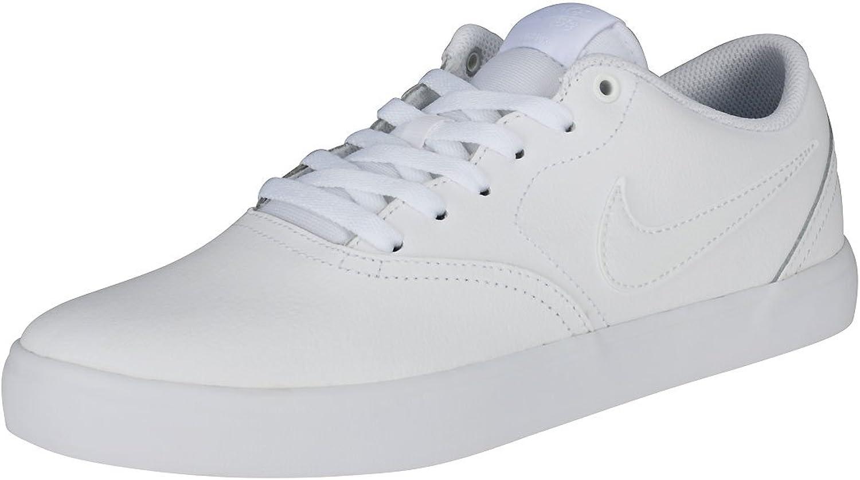 Nike Herren Skateboardschuh Sb Check Solarsoft Fitnessschuhe, Fitnessschuhe, Fitnessschuhe, Schwarz  1c9640