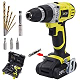 Cordless Drill Drivers Review and Comparison