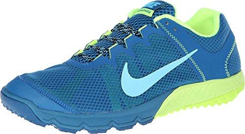 Nike 1414O Sneaker Zoom Wildhorse Blu Cobalto Scarpe Uomo Shoes Men [40.5]