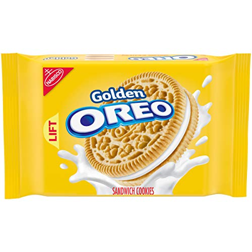 OREO Golden Sandwich Cookies