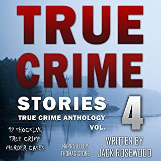 True Crime Stories Volume 4 cover art