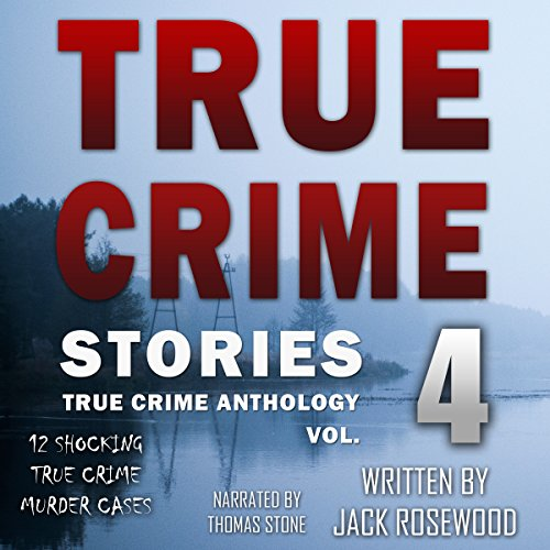 True Crime Stories Volume 4 audiobook cover art