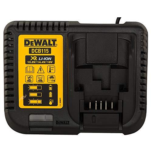 DEWALT DCB548-XJ - Batería Carril XR FLEXVOLT 54V/18V Li-Ion 12,0Ah