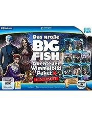 Das große Big Fish Abenteuer Wimmelbild-Paket 3
