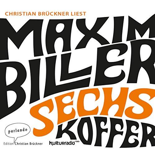 Sechs Koffer audiobook cover art