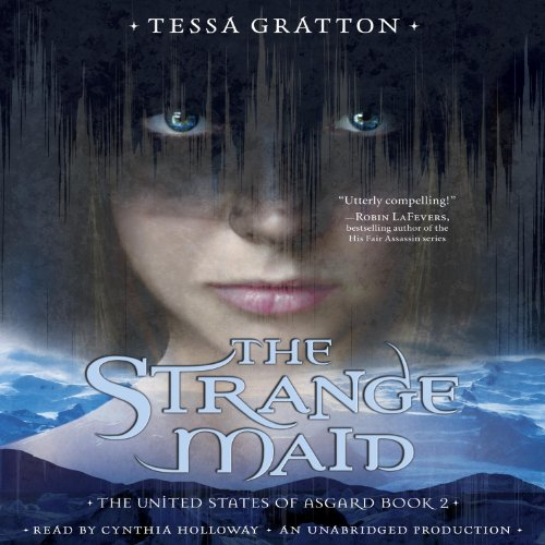 The Strange Maid cover art