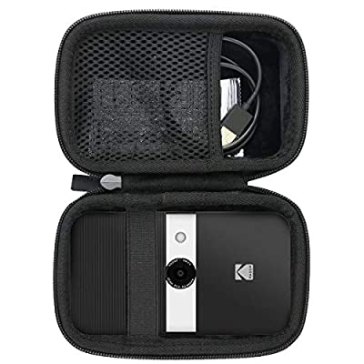 co2crea Hard Travel Case Replacement for Kodak Smile Instant Print Digital Camera/Printer by co2crea