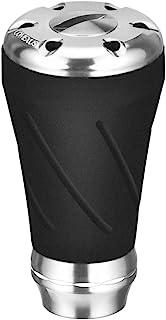 ゴメクサス (Gomexus) 20mm EVA製 リール ハンドル ノブ シマノ Type A ダイワ Type S 用, 18 セフィア BB 19 セルテート LT 17 サハラ 1000 など用
