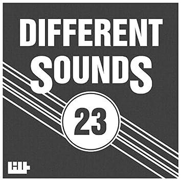 Different Sounds, Vol.23