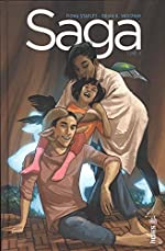 Saga, Tome 9 de Fiona Staples