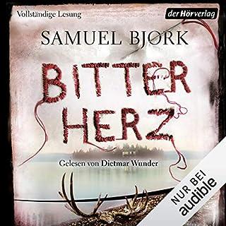 Bitterherz audiobook cover art