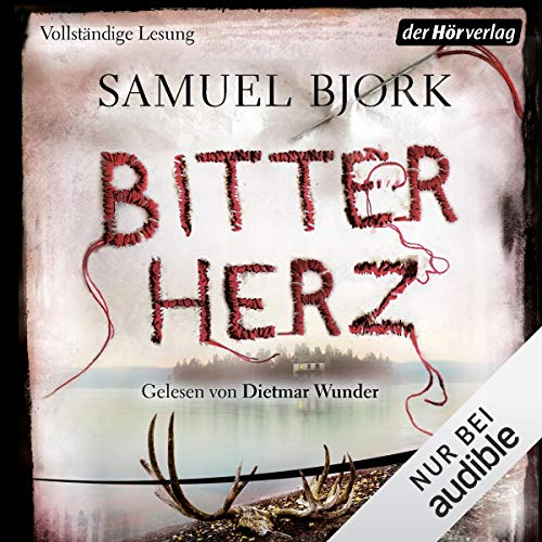 Bitterherz audiobook cover art