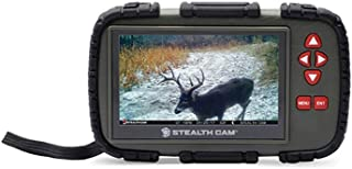 """Stealth Cam 4.3"""" Color LCD Touch Screen SD Card Reader/Viewer"""