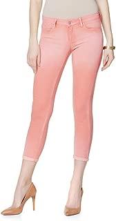 Jessica Simpson Women's Rolled Crop Skinny Jean