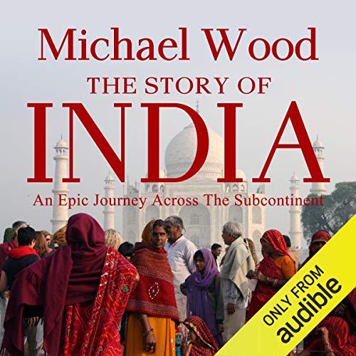 Page de couverture de The Story of India