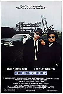 big blue movie poster