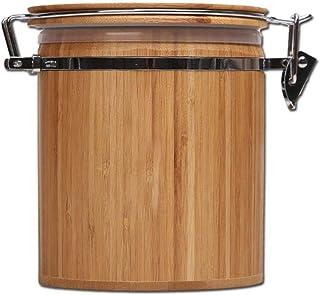 shopparadise 食品貯蔵タンク 食品保存容器 ボタン密封式 3個セット 清潔便利 乾物保存 密封型食品貯蔵タンク 茶筒 キッチン用食品貯蔵タンク