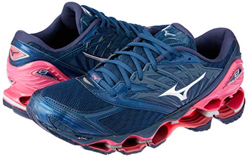 tenis mizuno wave prophecy 4 grado valor