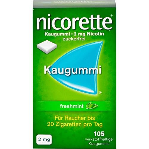Pharma Gerke Arzneimittelvertrie -  NICORETTE 2 mg