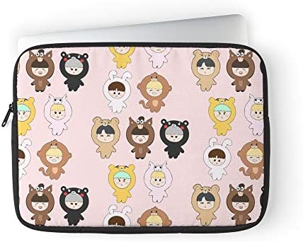 V BTS Bangtan Jungkook Kpop Jhope Cute Laptop Sleeve Case Cover Handbag for MacBook Pro MacBook product image