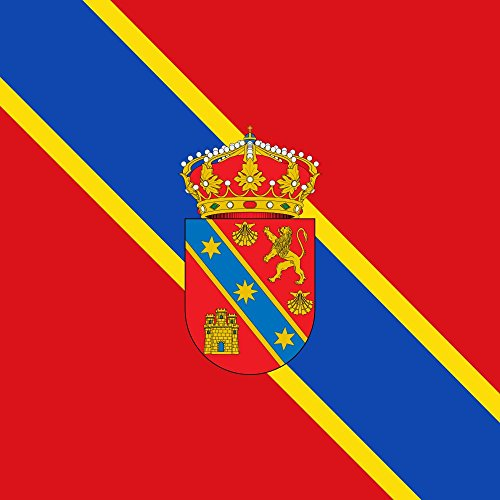 magFlags Bandera Large del municipio de Castildelgado | 1.35m² | 120x120cm