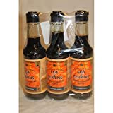 Lea & Perrins Worcestershire Sauce 3 x 150ml Flasche (Worcester Sauce)