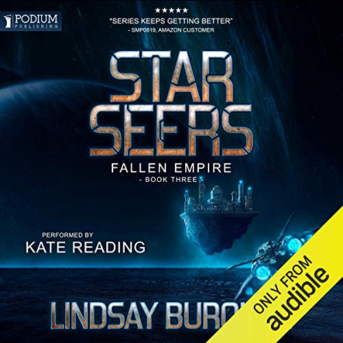 Starseers audiobook cover art