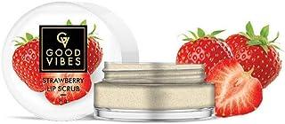Good Vibes Lip Scrub - Strawberry 8 g