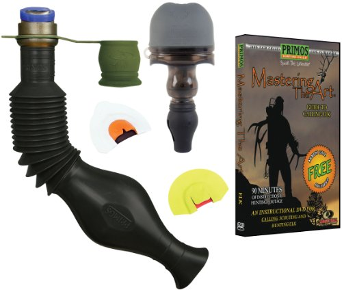 Primos Elk Hunter's Master Pack Call