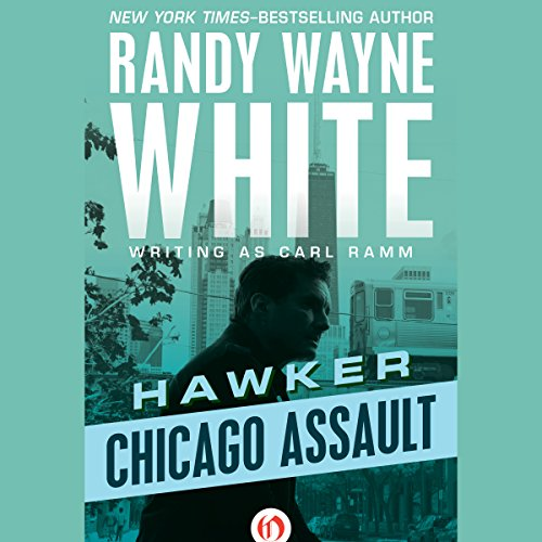 Chicago Assault audiobook cover art
