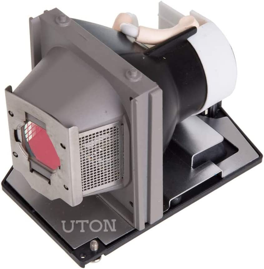Uton 2400MP Replacement Projector Lamp with Housing for DELL Projector