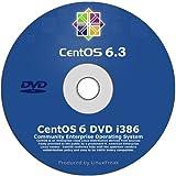 CentOS 6.3 Enterprise Linux on DVD [32-bit Edition] - Enterprise Grade Operating System