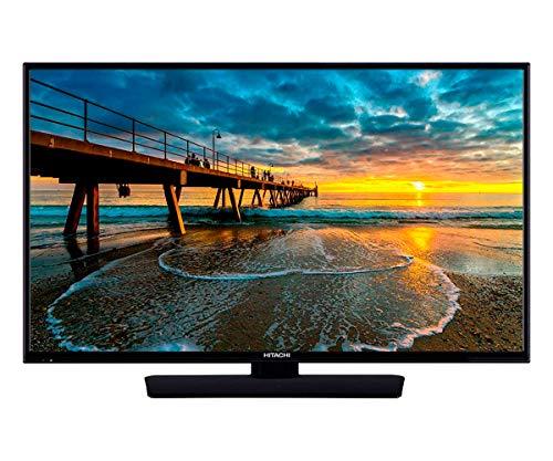 Hitachi 24HE2000 - Televisor de 24 Pulgadas, HD-Ready, Wifi, USB, HDMI, LED, Negro