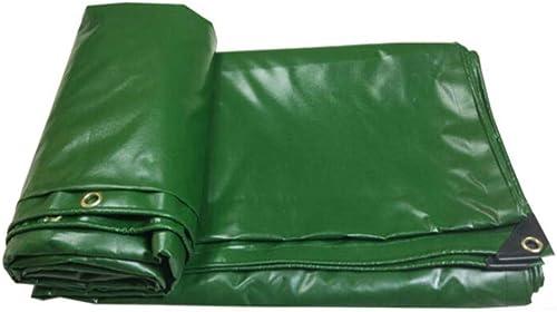 MuMa Bache Vert PVC épaissir Imperméable Crème Solaire Facile Plier Toile Personnalisé (Couleur   vert, Taille   10  20M)