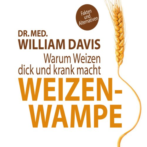 Weizenwampe audiobook cover art