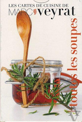 Les cartes de cuisine de Marc Veyrat, Tome 4 (French Edition)