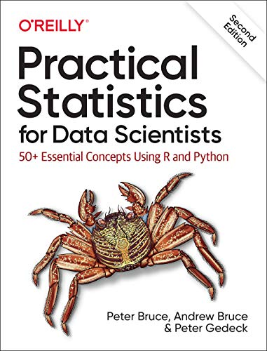 Price comparison product image Practical Statistics for Data Scientists