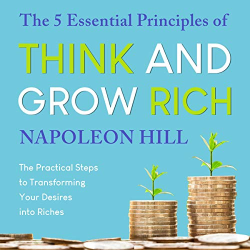 Couverture de The 5 Essential Principles of Think and Grow Rich