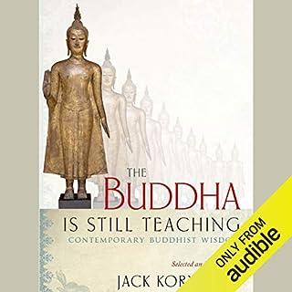 The Buddha Is Still Teaching audiobook cover art