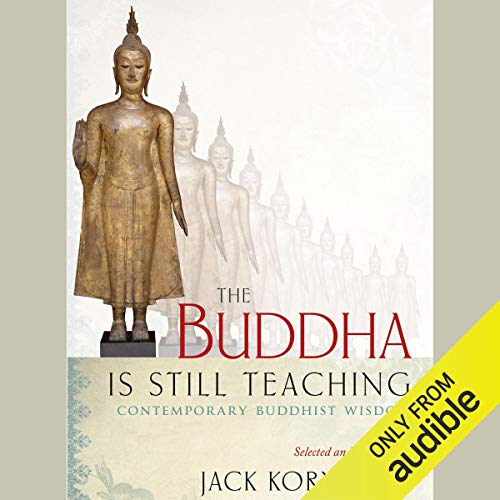 The Buddha Is Still Teaching cover art