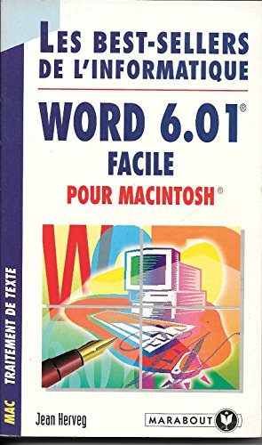 WORD 6.01 FACILE POUR MACINTOSH