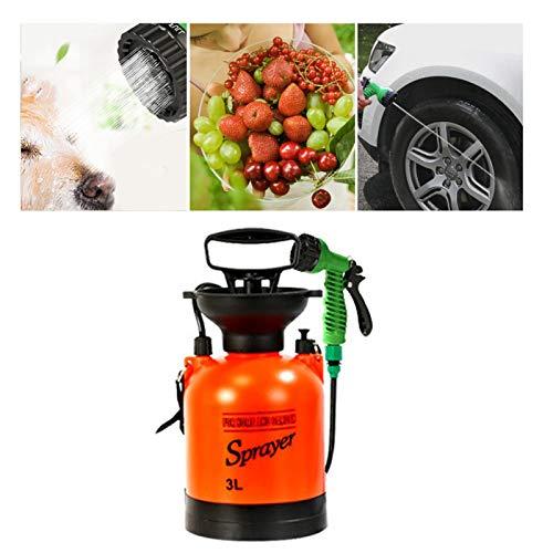 Pulverizador de mochila para matar malezas, Manual de riego multifuncional para mini jardines de césped Pulverizador neumático Aspersor Equipo agrícola para herbicidas Fertilizantes Limpieza s